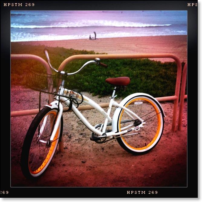 bikeAtbeach