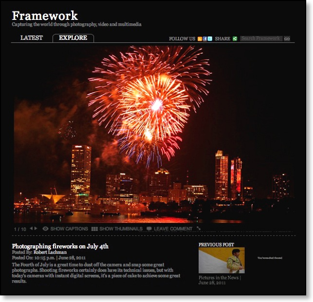 fireworksframework