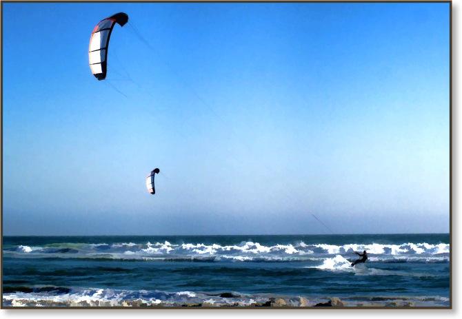 kitesurfingTopaz